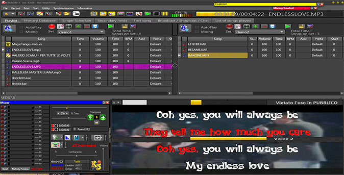 Full Karaoke screenshot